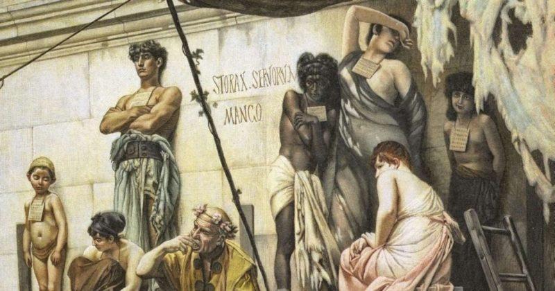 Общество: Бросили в канаву: в Британии нашли скелет римского раба в кандалах