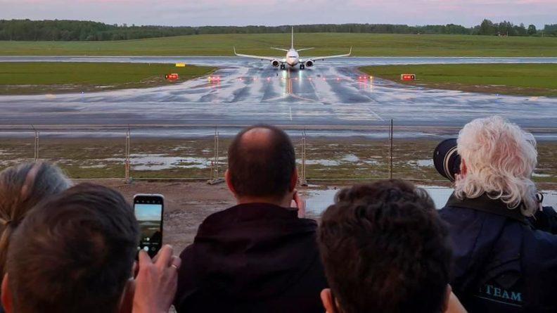 Общество: В Британии не нашли доказательств причастности РФ к посадке самолета Ryanаir