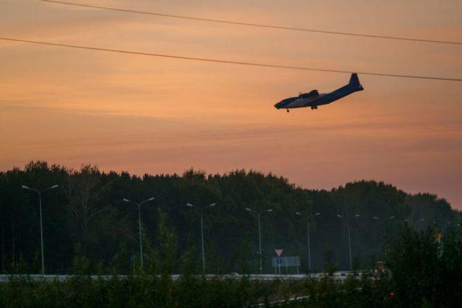Общество: Власти Британии проверили причастность России к посадке самолета Ryanair в Минске