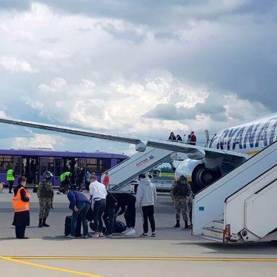 Общество: Лондон не нашел свидетельств причастности РФ к посадке самолета Ryanаir в Минске