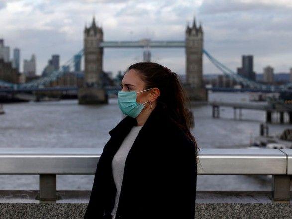 Общество: В Британии зафиксировали наибольшее количество новых случаев COVID-19 за сутки с конца февраля