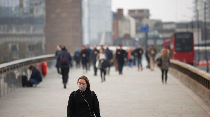 Общество: В Великобритании впервые с февраля выявили более 10 тыс. заболевших COVID-19 за сутки