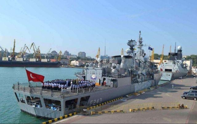 Украина приобретёт у Англии минные тральщики для военно-морских сил