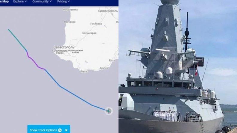 Общество: Дипломатическая игра: Почему Лондон стал отрицать ЧП возле Крыма