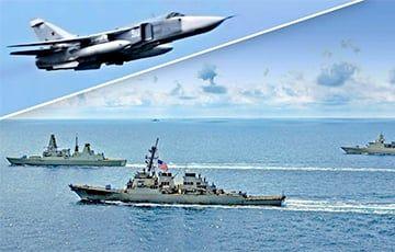 Общество: Министр обороны Бен Уоллес: Флоту Британии не помешают ходить у берегов оккупированного РФ Крыма