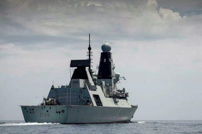 Общество: В Лондоне заявили, что эсминец Defender не приближался к Крыму