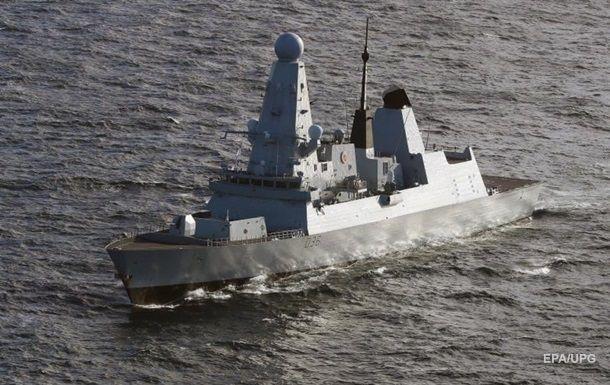 Общество: Британия назвала дезинформацией заявление РФ насчет британского корабля