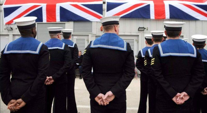 Общество: Британцы заявили, что готовы повторить поход к берегам Крыма