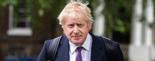 Общество: Борис Джонсон: Великобритания не признает аннексию Крыма