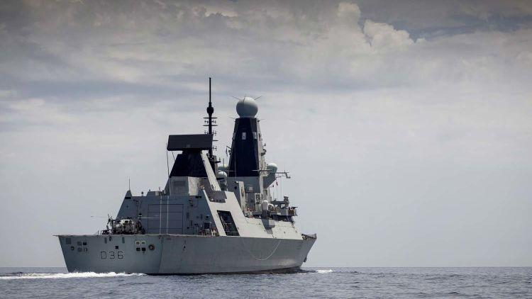 Общество: Джонсон объяснил действия эсминца непризнанием Крыма российским
