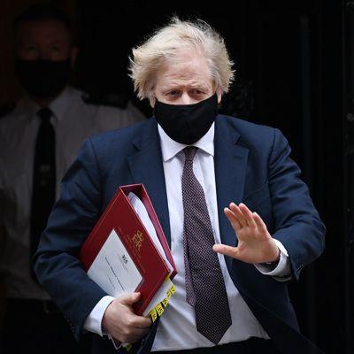 Общество: Джонсон не считает, что британская сторона лжет о деталях инцидента с эсминцем