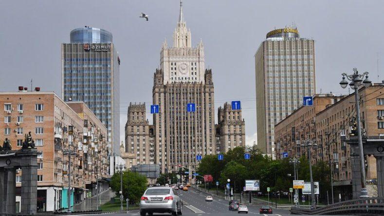Общество: Посол Британии прибыла в российский МИД