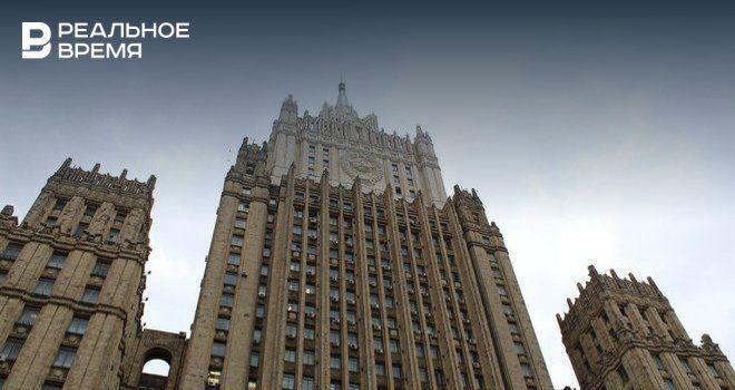 Общество: МИД России выразил протест послу Британии в связи с инцидентом с эсминцем в Черном море