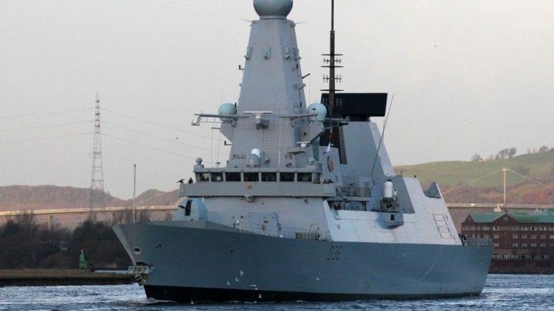 Общество: Чем МИД пригрозил послу Великобритании за инцидент с эсминцем в Черном море