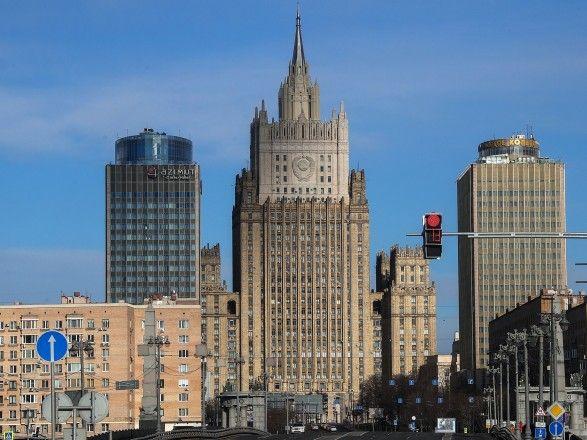 Общество: МИД РФ выразил протест послу Великобритании из-за инцидента с эсминцем у оккупированного Крыма
