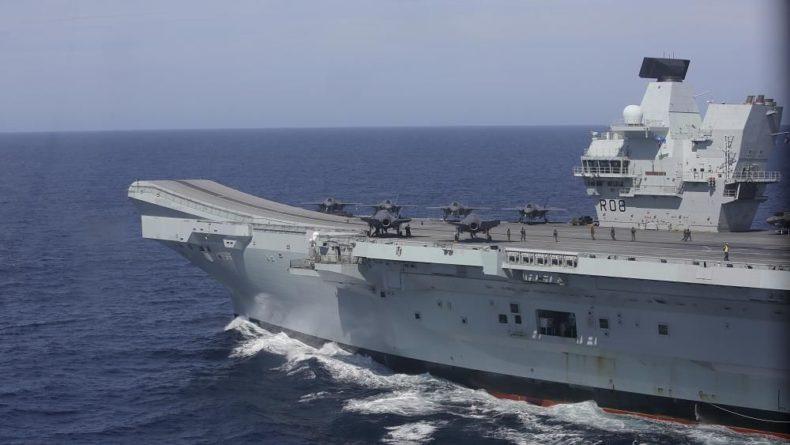 Общество: МИД РФ выразил послу Британии протест в связи с инцидентом в Черном море