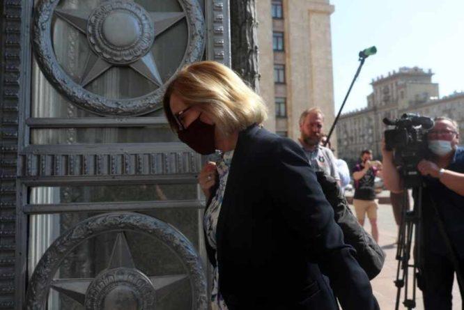 Общество: Посла Великобритании вызвали в МИД России