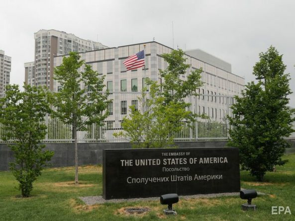 Общество: США поддерживают Великобританию и Украину в противостоянии агрессии РФ – посольство