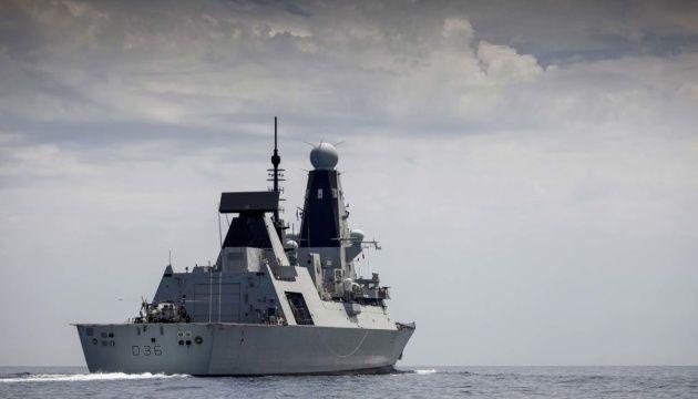 Общество: Эсминец действовал законно: Британия готова отправить военные корабли к Крыму снова