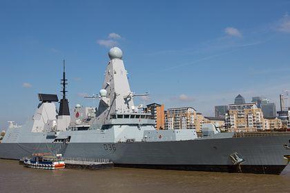 Общество: Посол России в Лондоне назвал инцидент с британским эсминцем провокацией