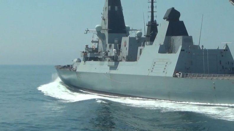 Общество: По указке США? Решение о проходе эсминца рядом с Крымом принял Борис Джонсон