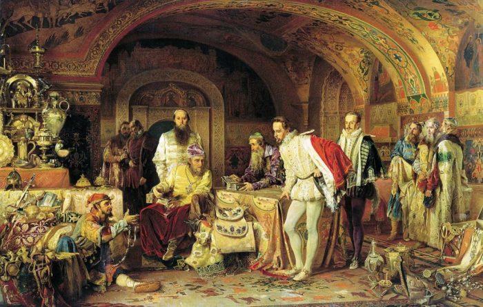 Общество: В каких войнах Англия была союзником России