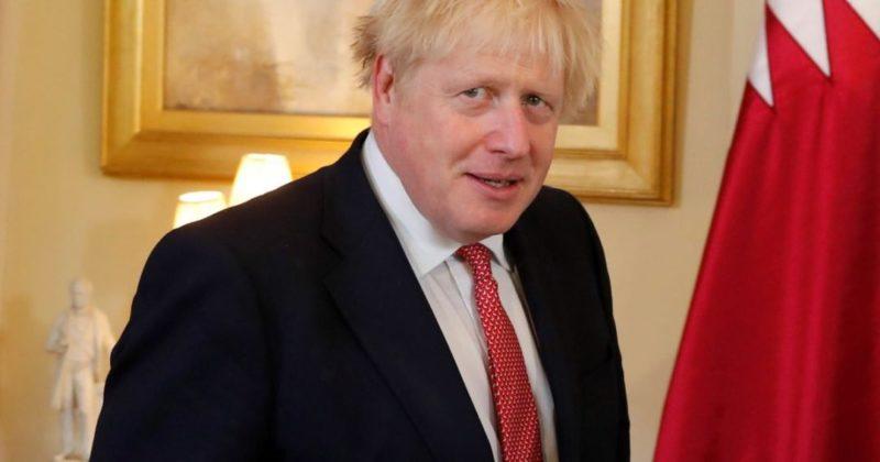 Общество: Джонсон лично принял решение о проходе эсминца вблизи Крыма – СМИ