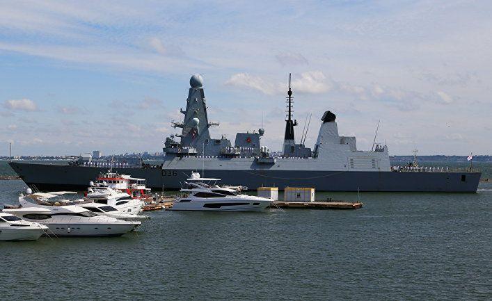 Общество: Gov.uk (Великобритания): Великобритания подписала соглашение об укреплении военно-морского потенциала Украины