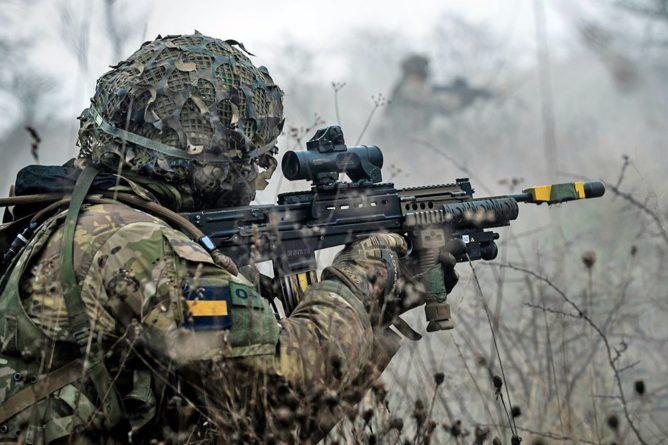 Общество: В генштабе Британии заявили о риске полномасштабной войны с Россией
