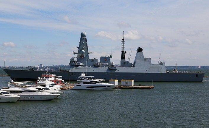 Общество: Gov.uk: Британия намерена укреплять военно-морской потенциал Украины