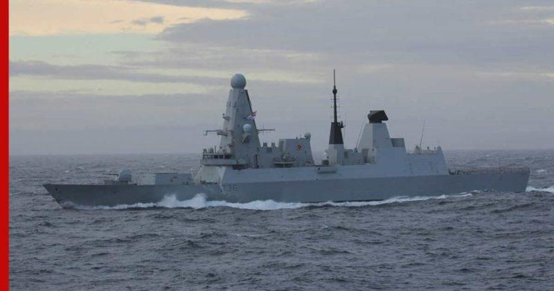 Общество: Британия признала риск эскалации после инцидента с эсминцем в Черном море