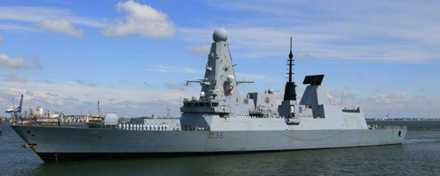 Общество: В Генштабе Британии заявили об опасности эскалации после происшествия с эсминцем
