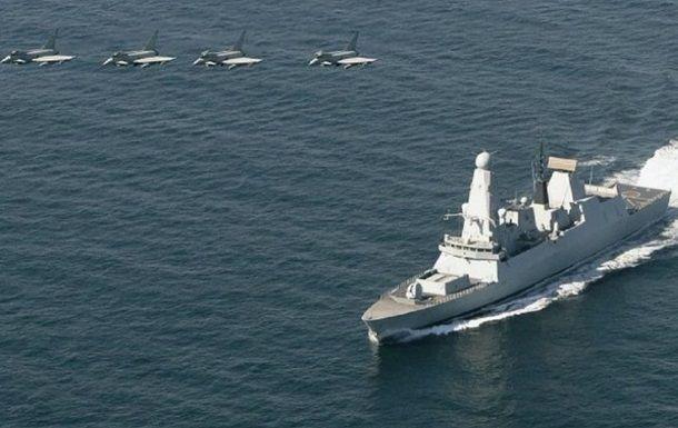 Общество: Просчет с РФ может привести к войне - начштаба обороны Британии