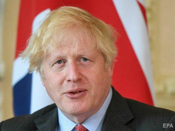 Общество: Решение о проходе британского эсминца вблизи Крыма принял премьер Джонсон – The Telegraph