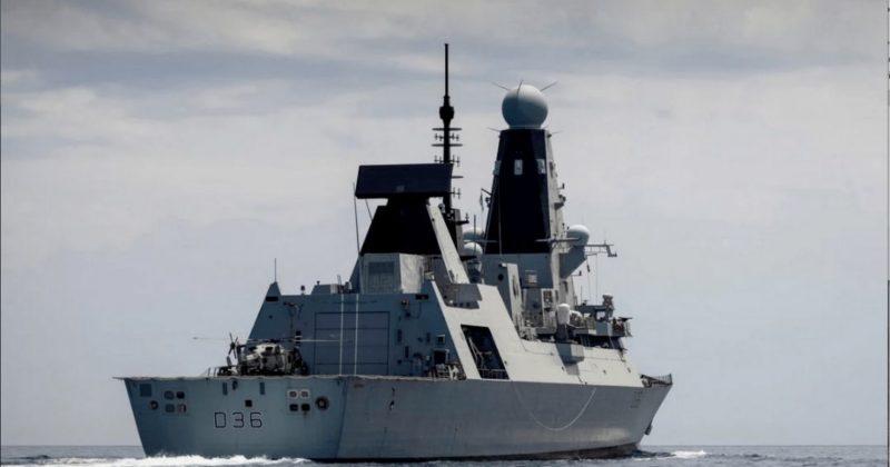 """Общество: """"Мы отстаивали закон"""", - Борис Джонсон о проходе корабля Defender в Черном море"""