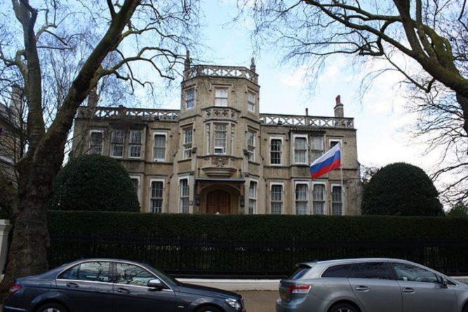 Общество: Посол РФ в Лондоне предостерег Британию от провокаций в Черном море