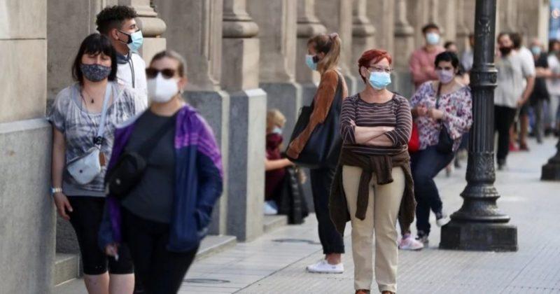 """Общество: Первый случай в Европе: """"лямбда""""-штамм коронавируса добрался до Британии"""