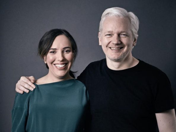 Общество: Джулиан Ассанж и его невеста поженятся в тюрьме Лондона