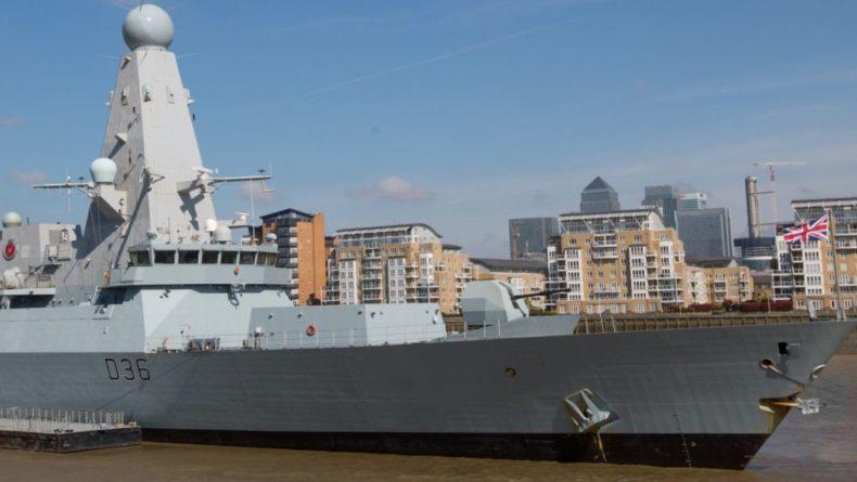 Общество: Эксперт раскрыл тайную цель провокации со стороны Британии в Черном море