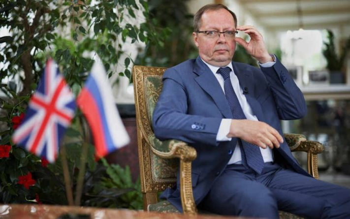 Общество: Отношения Москвы и Лондона достигли «нулевого дна» — посол РФ в Великобритании