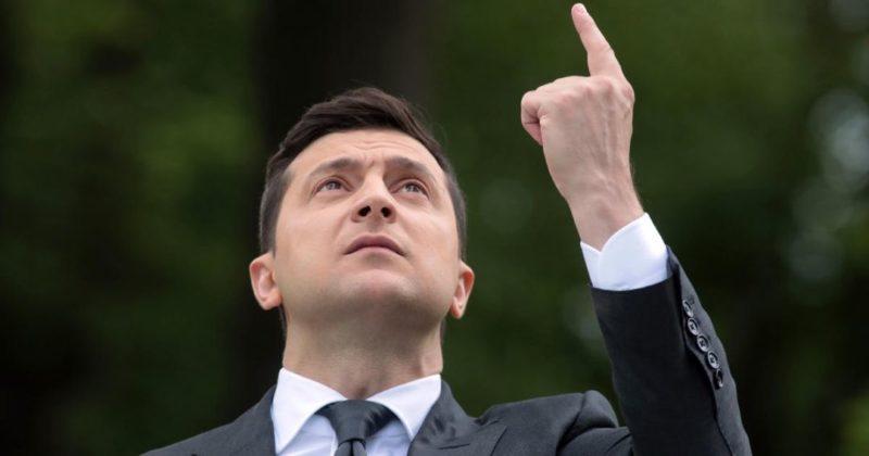 """Общество: В Раде рассказали о вызове Зеленского """"на ковер"""" в Великобританию"""
