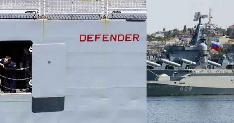 Общество: Посол России в Британии Андрей Келин: инцидент с Defender в Черном море мог обернуться войной