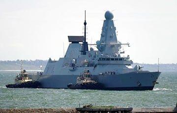 Общество: В Британии на остановке нашли секретные документы о проходе эсминца Defender возле Крыма