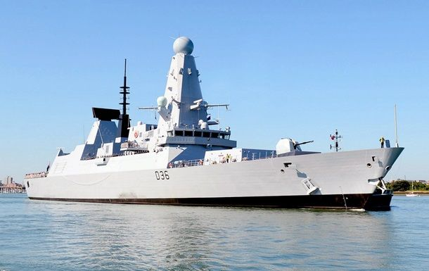 Общество: В Британии найдены документы о планировании маршрута эсминца Defender