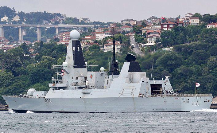 Общество: The Telegraph (Великобритания): Великобритания по-прежнему вторая военно-морская держава мира, и наша задача поддерживать морское право