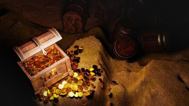 Общество: В Англии нашли золотые монеты времен «Черной смерти»