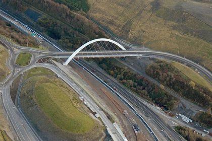 Общество: Британцы пожаловались на бесполезность новой дороги