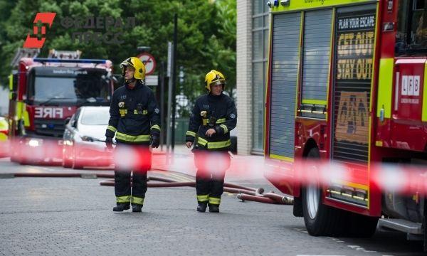 Общество: Мощный взрыв у метро в Лондоне: подробности
