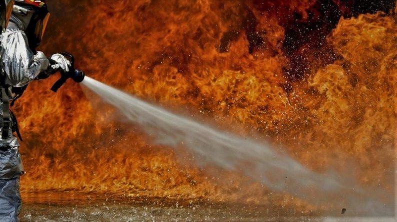 Общество: Взрыв на вокзале в Лондоне вызвал сильнейший пожар и мира