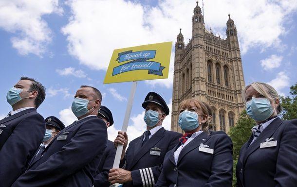 Общество: В Британию пришел новый штамм коронавируса